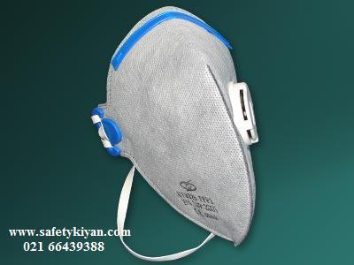 ماسک تنفسی Hy8226-FFP2 مناسب آنفولانزا