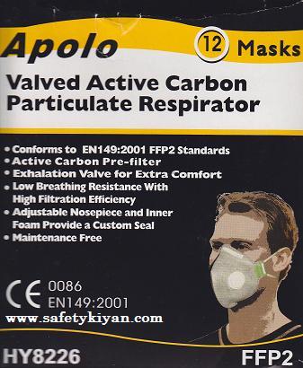 APOLO FFP2 HY 8226