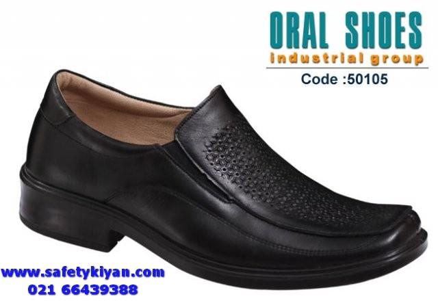 shoe 50105 - كفش فرم اداری 50105