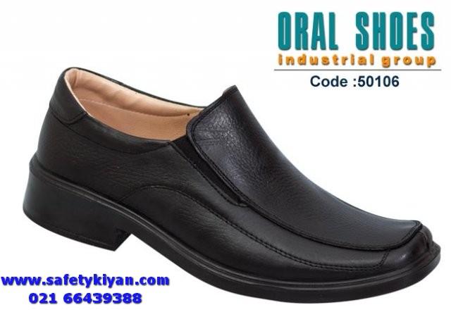 shoe 50105 - كفش فرم اداری 50106